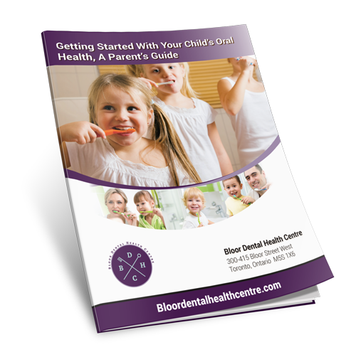 Download Our Free Guide for Children's Oral Health for Parents